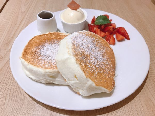 The Pancake Co. By Doreのパンケーキの写真