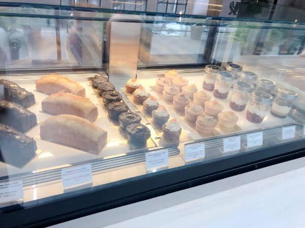 Paris sorbetのケーキの写真