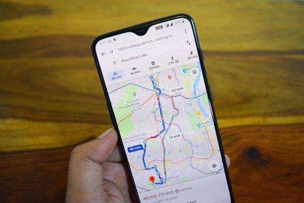 google mapのイメージ画像